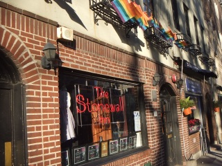 Christopher Street New York
