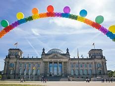 Homo-Ehe in Deutschland - Ehe für alle: CDU und CSU heben Fraktionszwang auf