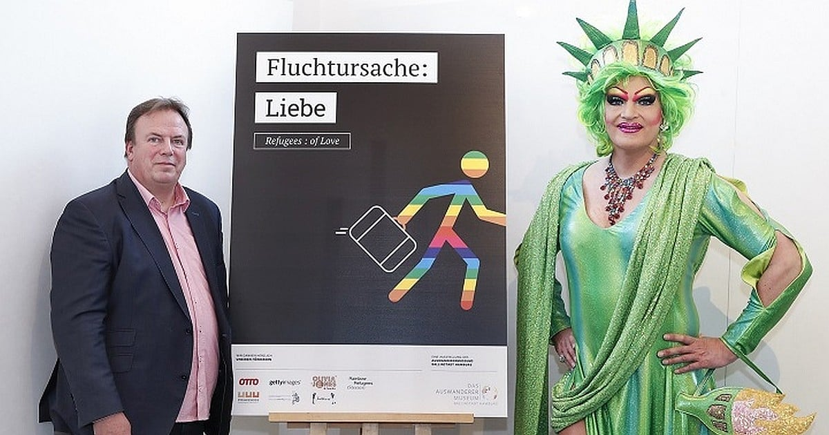Asyl - Queere Geflüchtete im Fokus des Auswanderermuseums