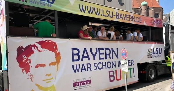 CSD München - CSU-Politiker beklagt 'Pervertierung' der CSD-Parade