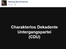 CDU/CSU - So reagieren Deutschlands Homo-Hasser auf die drohende Ehe für alle