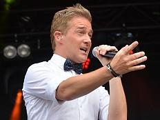 Promis kommen raus - Sänger Christoff outet sich beim 'Schlagerboom' als schwul