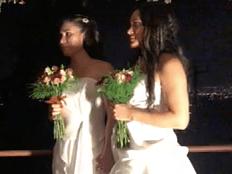 Ehe für alle in Costa Rica: Erste Hochzeit live im TV