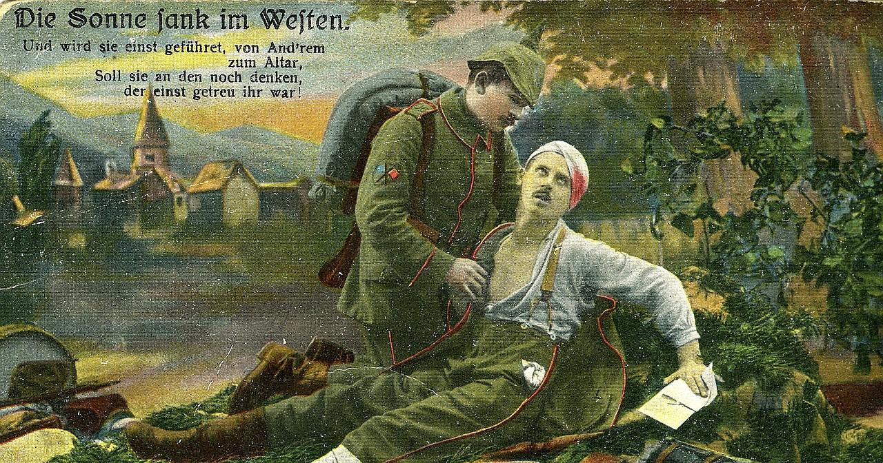 Schwule und der Erste Weltkrieg