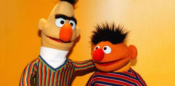 Produzenten der 'Sesamstraße': Ernie und Bert sind nicht schwul