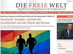 AfD - Storch-Portal: Homosexuelle sollten auf Sex verzichten