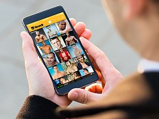 Online-Dating - Stiftung Warentest warnt vor Grindr, Romeo & Co.