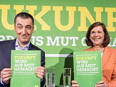 Bundestagswahl 2017 - LGBTI-Umfrage: Grüne vorn, AfD scheitert an 5%-Hürde