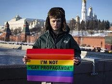 Russland: 69 Prozent gegen homosexuelle Beziehungen