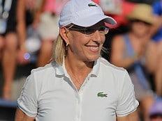Trans* - Martina Navratilova wird 65