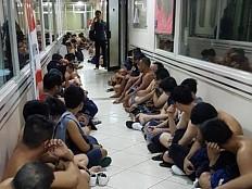 Indonesien - Jakarta: Mitarbeiter von Schwulensauna müssen ins Gefängnis