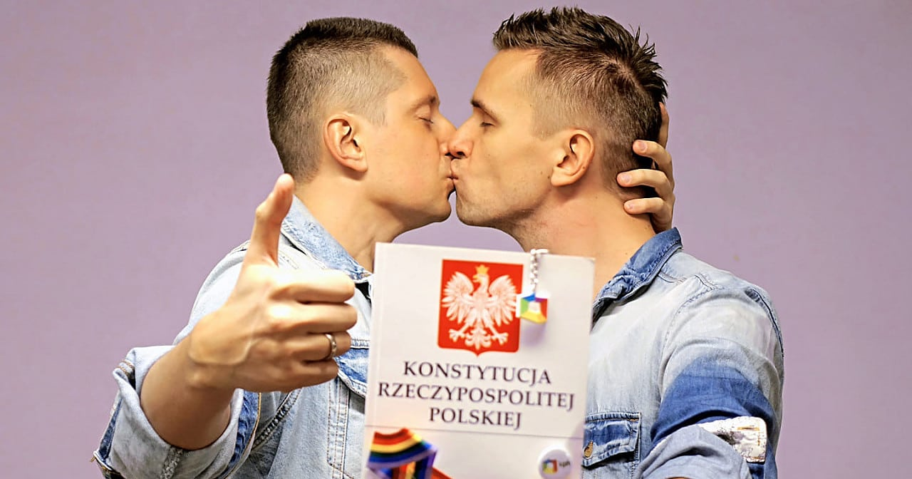 Queer in Polen: 'Unter der Decke der Hölle'