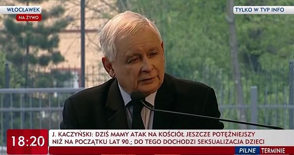 Jaroslaw Kaczynski: LGBTI-Rechte bedrohen die Existenz Polens