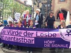 Lesbenfrühlingstreffen grenzt sich gegen Rechts ab