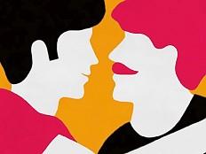 Frei laufende Homos versus Heten in Käfighaltung