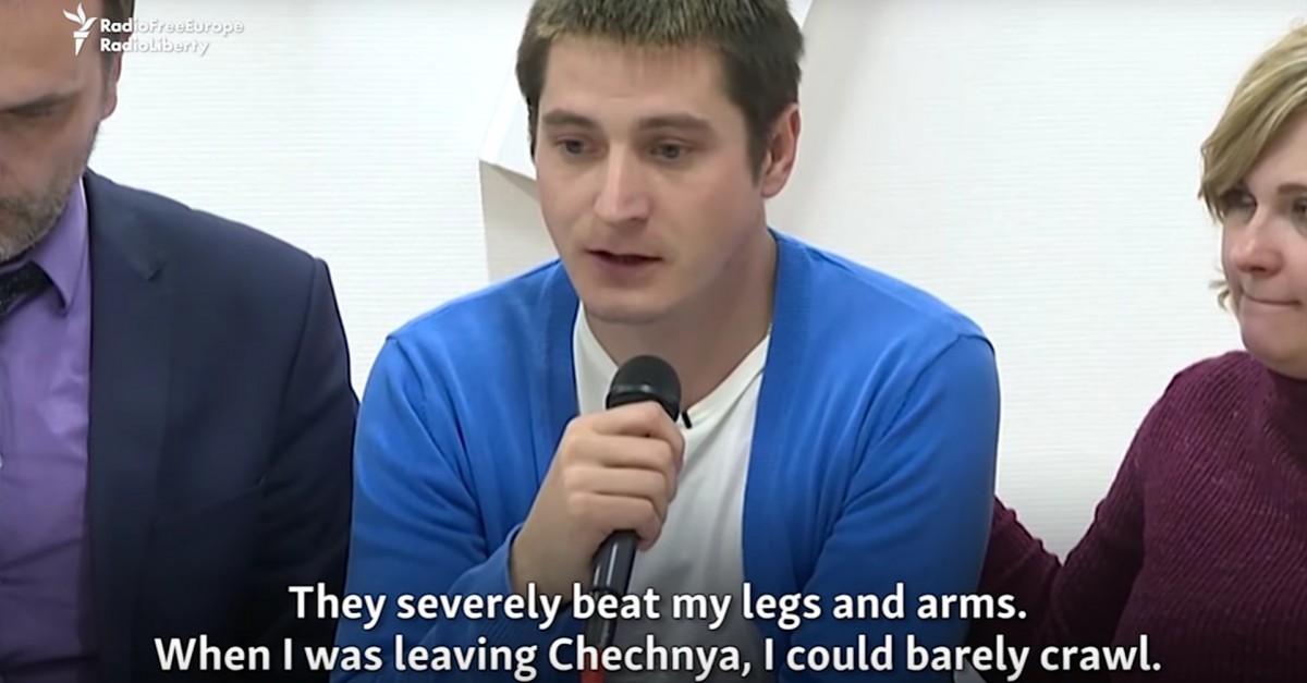 Tschetschenien: Schwules Folter-Opfer geht an die Öffentlichkeit