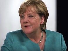 Homo-Ehe in Deutschland - Merkel: Ehe für alle sorgt für 'Befriedung' der Gesellschaft