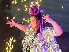 Eurovision Song Contest - Warum sich Netta der LGBTI-Bewegung verbunden fühlt