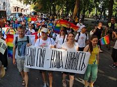 Ukraine - Odessa: Ein CSD mit Herz