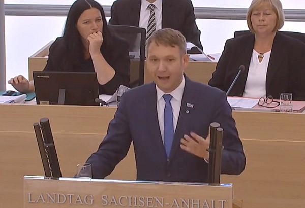 Artikel 3 - Poggenburg: LGBTI-Diskriminierungsschutz ist 'dekadent'