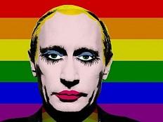 'Gays für Putin' melden Demos in Russland an