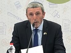 Israels Bildungsminister praktizierte 'Homo-Heilung'