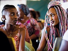Kenia erlaubt Lesbenfilm 'Rafiki' – für eine Woche