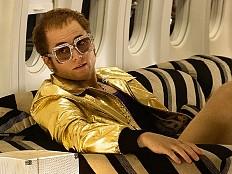 Elton John - 'Wir drehen keine Sex-, sondern eine Liebeszene'