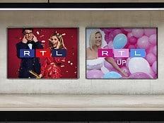RTL/TVNOW - Neue bunte Logos: RTL mit homophoben und abwertenden Kommentaren überzogen