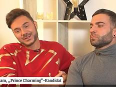 RTL - 'Bachelorette'-Teilnehmer Rafi Rachek liebt 'Prince Charming'-Kandidat Sam Dylan