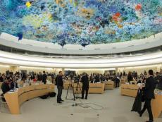 Vereinte Nationen - LGBTI-Aktivisten kritisieren US-Austritt aus Menschenrechtsrat