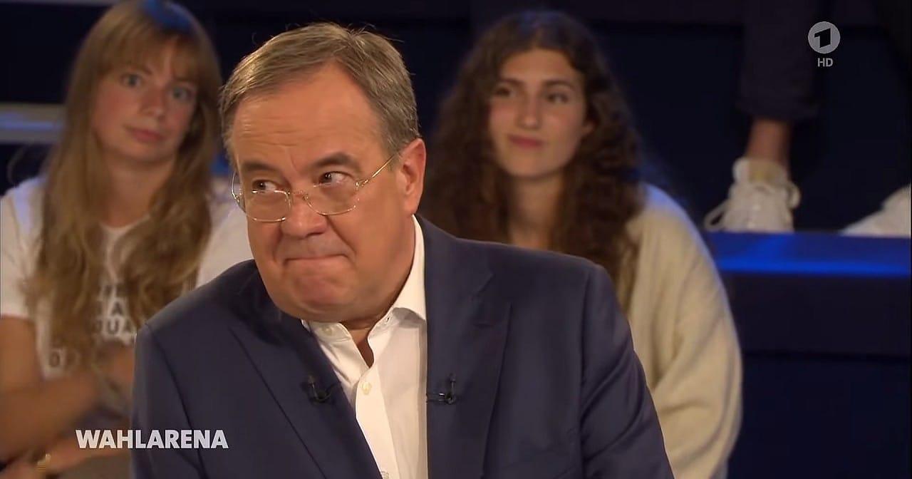 Bundestagswahl 2021 - Blutspende-Verbot: Laschet stellt sich dumm