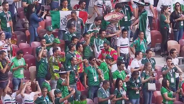 Fußball - WM: Geldstrafe für 'Puto'-Sprechchöre